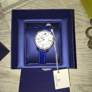 Swarovski Accessories - NWT Swarovski crystal wrap watch